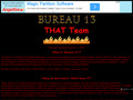 Bureau 13 - That team