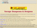 Détails : Savage Dungeons & Dragons
